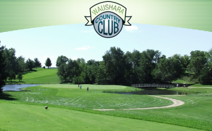 Waushara Country Club,Wautoma, Wisconsin,  - Golf Course Photo