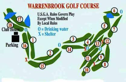 Warrenbrook Golf Course, Warren, New Jersey, 07059 - Golf Course Photo