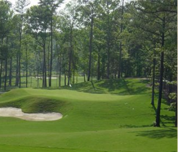Golf Course Photo, Timberline Golf Club, Calera, 35040