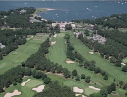 Oyster Harbors Club,Osterville, Massachusetts,  - Golf Course Photo
