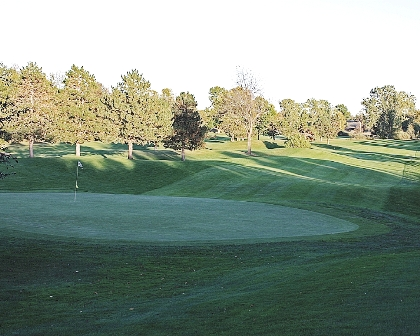 Hidden Oaks Golf Course, Saint Louis, Michigan, 48880 - Golf Course Photo