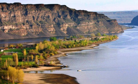 Crescent Bar Resort,Quincy, Washington,  - Golf Course Photo