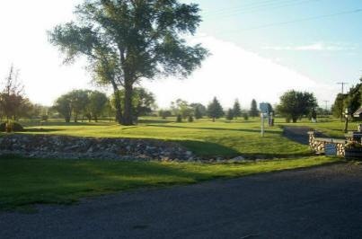 Fremont County Golf Course,Saint Anthony, Idaho,  - Golf Course Photo