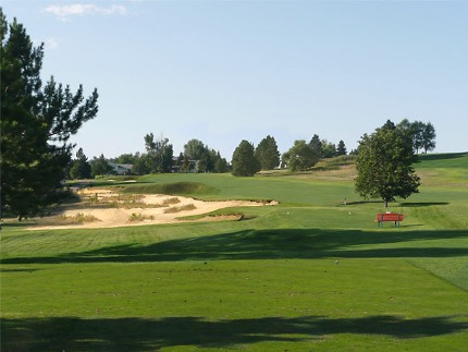 Hillside Golf Club,Sidney, Nebraska,  - Golf Course Photo