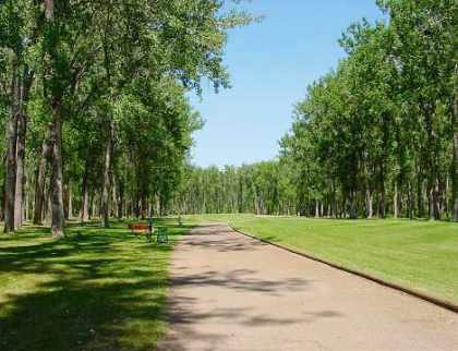 Riverwood Golf Course,Bismarck, North Dakota,  - Golf Course Photo