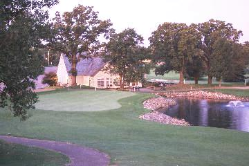 Manitou Ridge Golf Club, White Bear Lake, Minnesota, 55110 - Golf Course Photo