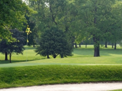 Golf Course Photo, Broadmoor Country Club, Indianapolis, 46208