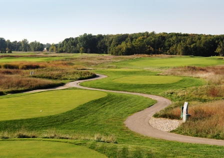 Meadows Golf Club at Grand Valley Sate University,Allendale, Michigan,  - Golf Course Photo