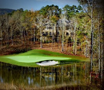 Golf Course Photo, Farmlinks Golf Club at Pursell Farms, Sylacauga, 35151