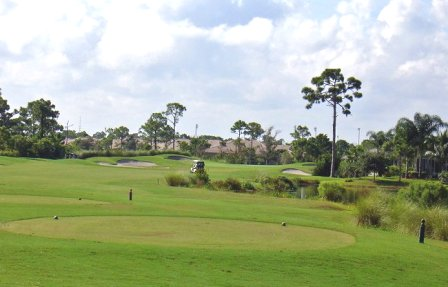 Golf Course Photo, Eagle Marsh Golf Club, Jensen Beach, 34957