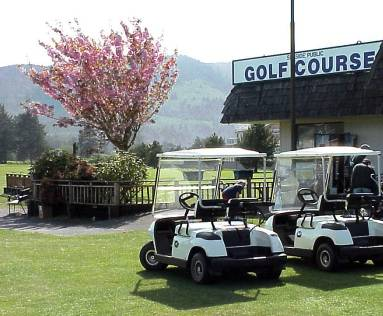 Golf Course Photo, Seaside Golf Club, Seaside, 97138