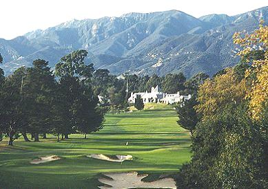 Valley Club Of Montecito, Santa Barbara, California, 93108 - Golf Course Photo