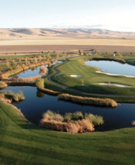 Golf Course Photo, Wildhorse Resort Golf Course, Pendleton, 97801