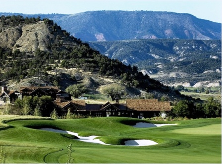 Adams Mountain Country Club,Eagle, Colorado,  - Golf Course Photo