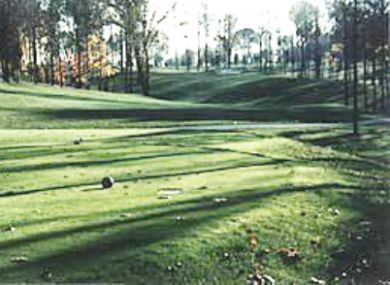 Golf Course Photo, Vineyard Golf Course, Cincinnati, 45255