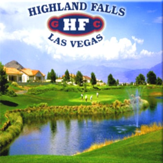 Golf Course Photo, Sun City Summerlin, Highland Falls Golf Course, Las Vegas, 89134