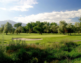 Mick Riley Golf Course, Regulation Golf Course,Murray, Utah,  - Golf Course Photo