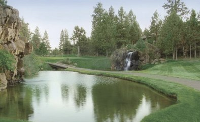 Rivers Edge Golf Course, Bend, Oregon, 97701 - Golf Course Photo