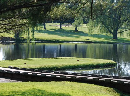 Chesapeake Bay Golf Club at Rising Sun,Rising Sun, Maryland,  - Golf Course Photo