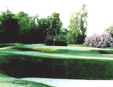 Golf Course Photo, Forest Akers Golf Course, West Course, East Lansing, 48824