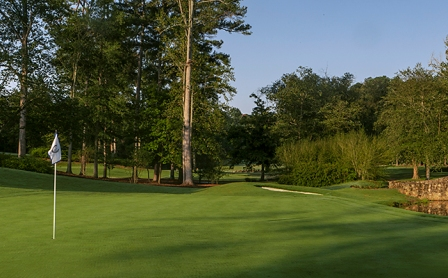 Golf Course Photo, Horseshoe Bend Country Club, Roswell, 30076