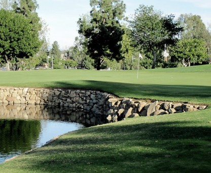 Golf Course Photo, Montebello Country Club, Montebello, 90640