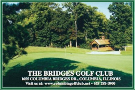 Columbia Golf Club, Bridges Course,Columbia, Illinois,  - Golf Course Photo
