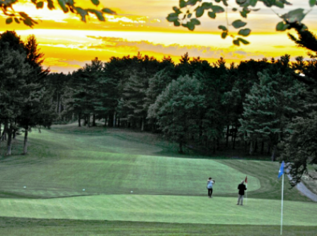 The International Golf Club, Pines Course, CLOSED 2020,Bolton, Massachusetts,  - Golf Course Photo