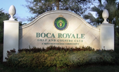 Golf Course Photo, Boca Royale Golf & Country Club, Englewood, 34223