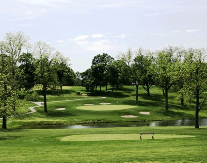 Golf Course Photo, St. Joseph Country Club, Saint Joseph, 64505