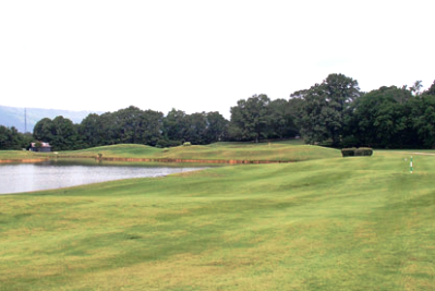 Hampton Cove Golf Course - River (RTJGT),Owens Cross Roads, Alabama,  - Golf Course Photo