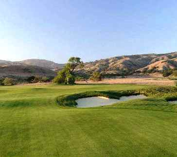 Golf Course Photo, Rustic Canyon Golf Course, Moorpark, 93021