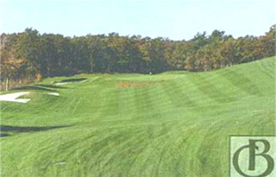 Brookside Golf Club, The, Bourne, Massachusetts, 02532 - Golf Course Photo