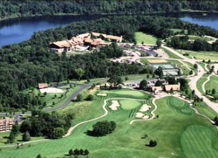 Eagle Ridge Inn & Resort - South,Galena, Illinois,  - Golf Course Photo
