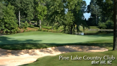 Golf Course Photo, Pine Lake Country Club, Charlotte, 28227