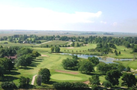 Midland Country Club,Kewanee, Illinois,  - Golf Course Photo