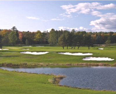 Penobscot Valley Country Club, Orono, Maine, 04473 - Golf Course Photo