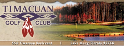 Timacuan Golf & Country Club,Lake Mary, Florida,  - Golf Course Photo