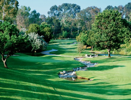 Golf Course Photo, Los Coyotes Country Club, Buena Park, 90621