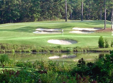 Pinewild Country Club, Holly Course, Pinehurst, North Carolina, 28374 - Golf Course Photo