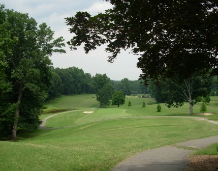 Tryon Country Club,Tryon, North Carolina,  - Golf Course Photo