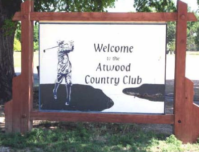 Atwood Country Club,Atwood, Kansas,  - Golf Course Photo