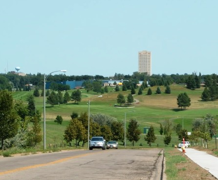 Tom O Leary Golf Club,Bismarck, North Dakota,  - Golf Course Photo