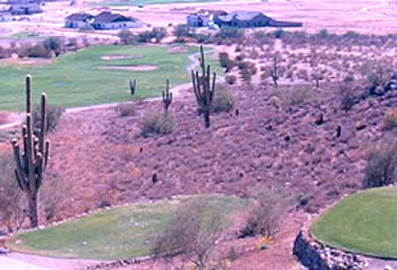 Golf Course Photo, Golf Club At Johnson Ranch, The, Queen Creek, 85242