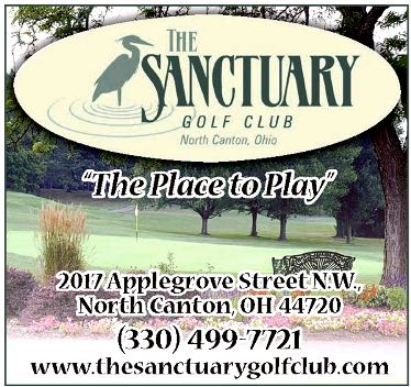 Sanctuary Golf Club,North Canton, Ohio,  - Golf Course Photo