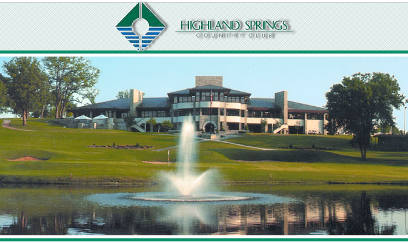 Highland Springs Country Club, Springfield, Missouri, 65809 - Golf Course Photo