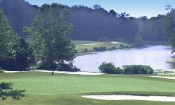 Eisenhower Golf Course, Crownsville, Maryland, 21032 - Golf Course Photo