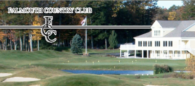 Golf Course Photo, Falmouth Country Club, Falmouth, 04105