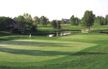 Golf Club at Heather Ridge, Aurora, Colorado, 80014 - Golf Course Photo