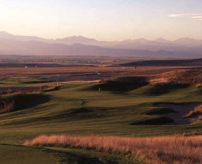 Plum Creek Golf & Country Club, Castle Rock, Colorado, 80104 - Golf Course Photo